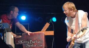 Medeski w/ Trey Anastasio 2006-07-22 @10,000 Lakes Festival