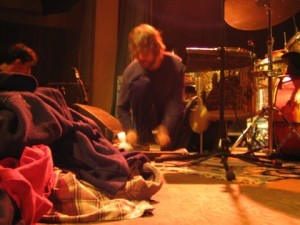 Billy Martin @Vernon Social Center - Trinity College, Hartford, CT 2005-02-21