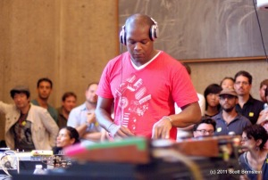 DJ Logic 2011-08-26 - August Residency at the Whitney Museum of American Art, NYC, NY