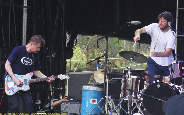 Nels Cline & Billy Martin (MMW 2013-06-23)