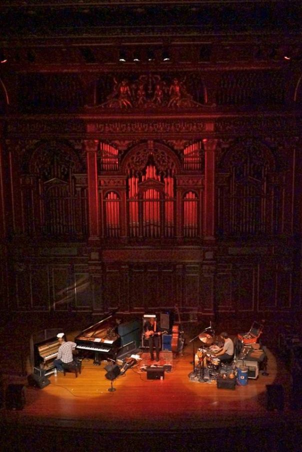 MMW - Oct 5/2012 @Jordan Hall, Boston, MA