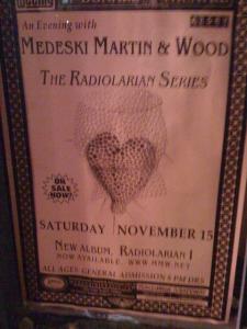 MMW Radiolarians poster