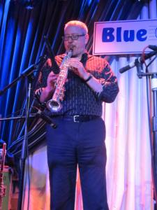 Marty Ehrlich 2012-12-15 @Blue Note, NYC, NY
