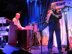 John Medeski & Marty Ehrlich 2012-12-15 @Blue Note, NYC, NY