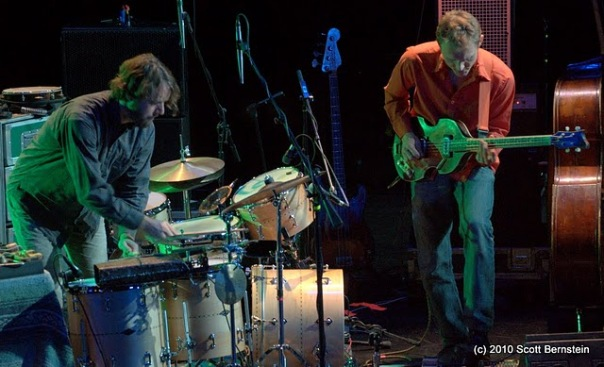 Billy Martin & Chris Wood 2010-11-14 @Tarrytown Music Hall, Tarrytown, NY