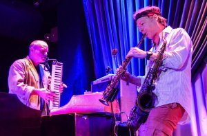 John Medeski & Bill Evans 2012-12-14 @Blue Note, NYC, NY