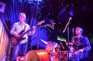 Chris Wood & Billy Martin 2012-12-14 @Blue Note, NYC, NY