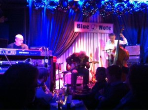MMW w/ Marc Ribot 2012-12-13 @Blue Note, NYC, NY