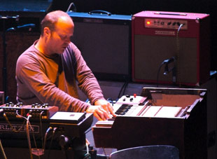 John Medeski 2006-12-03 @Liberty Hall, Lawrence, KS