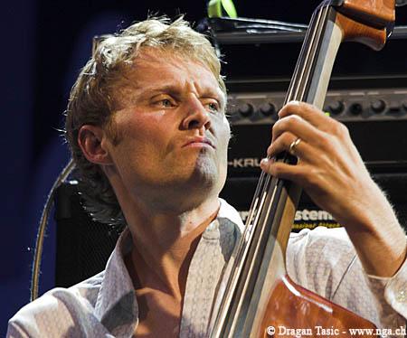 Chris Wood 2007-07-05 @Lugano Estival Jazz, Lugano, Switzerland