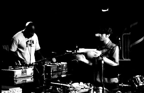 DJ Logic & Billy Martin c.1998