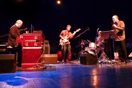 MSMW 2014-11-08 @Zagreb Jazz Festival - ZKM, Zagreb, Croatia