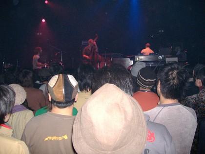 MMW @Bayside Jenny, Osaka, Japan 2005-12-29