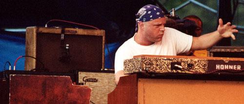 John Medeski @Music Farm, Charleston, SC 2001-05-25