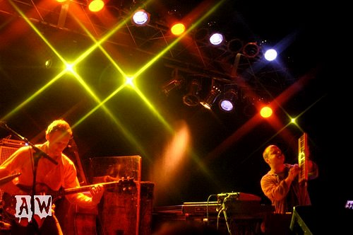 Wood & Medeski @Higher Ground Ballroom, Burlington, VT 2009-12-03