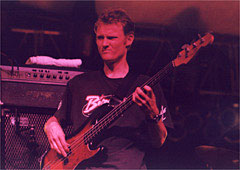Chris Wood @Berkshire Music Festival, Butternut Ski Area, Great Barrington, MA 2000-08-13
