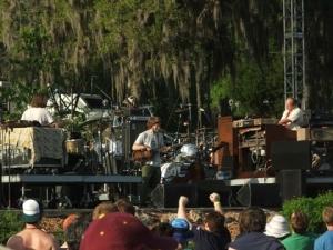 MMW @Wanee Music Festival, Live Oak, FL 2006-04-14