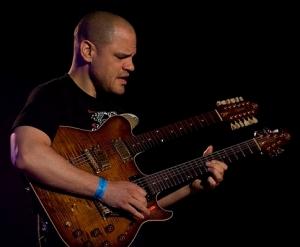 David Fiuczynski - guitar