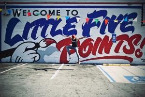 Little Five Points, Atlanta, GA