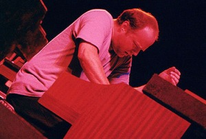 John Medeski @Verizon Wireless Theatre, Houston, TX 2002-05-10