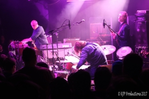 mmw @(le) poisson rouge, NYC, NY 2017-01-18