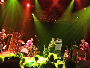 Medeski Scofield Martin & Wood @Ogden Theatre, Denver, CO